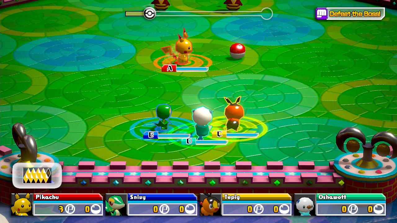 PokemonScrambleU Wii U Editeur 029