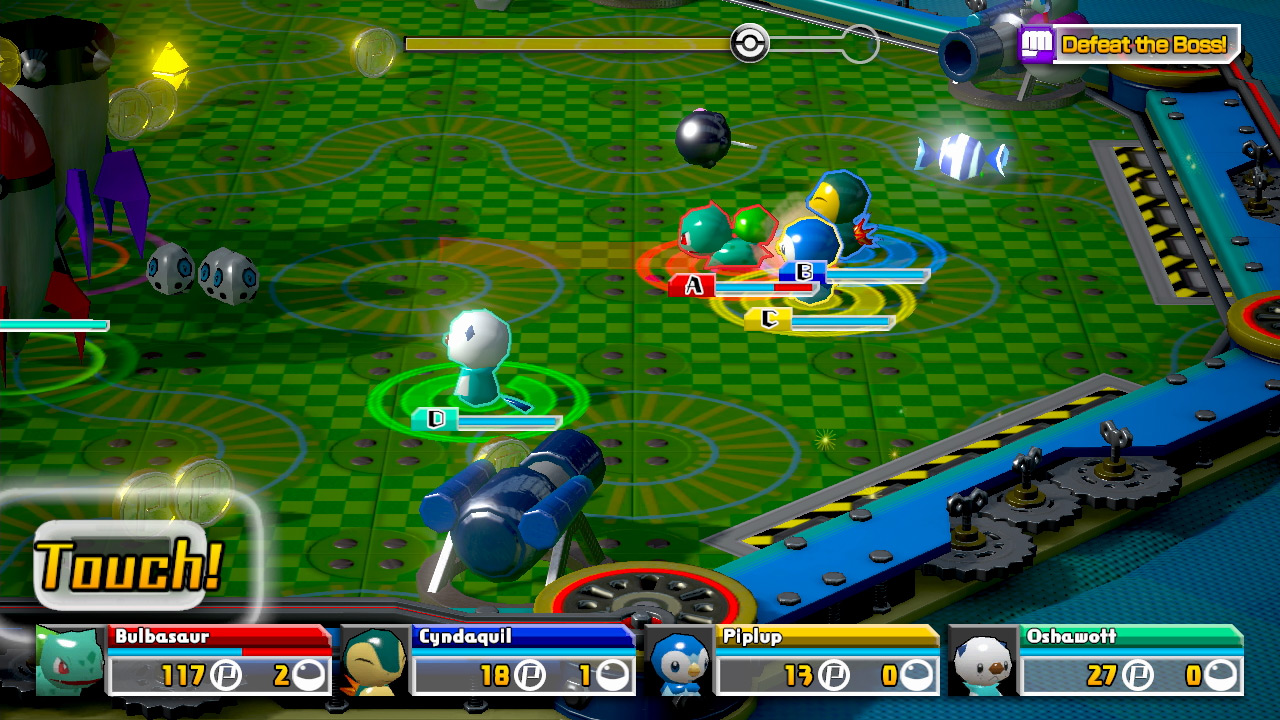 PokemonScrambleU Wii U Editeur 030