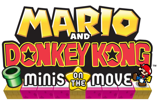 Mario and Donkey Kong : Minis on the Move