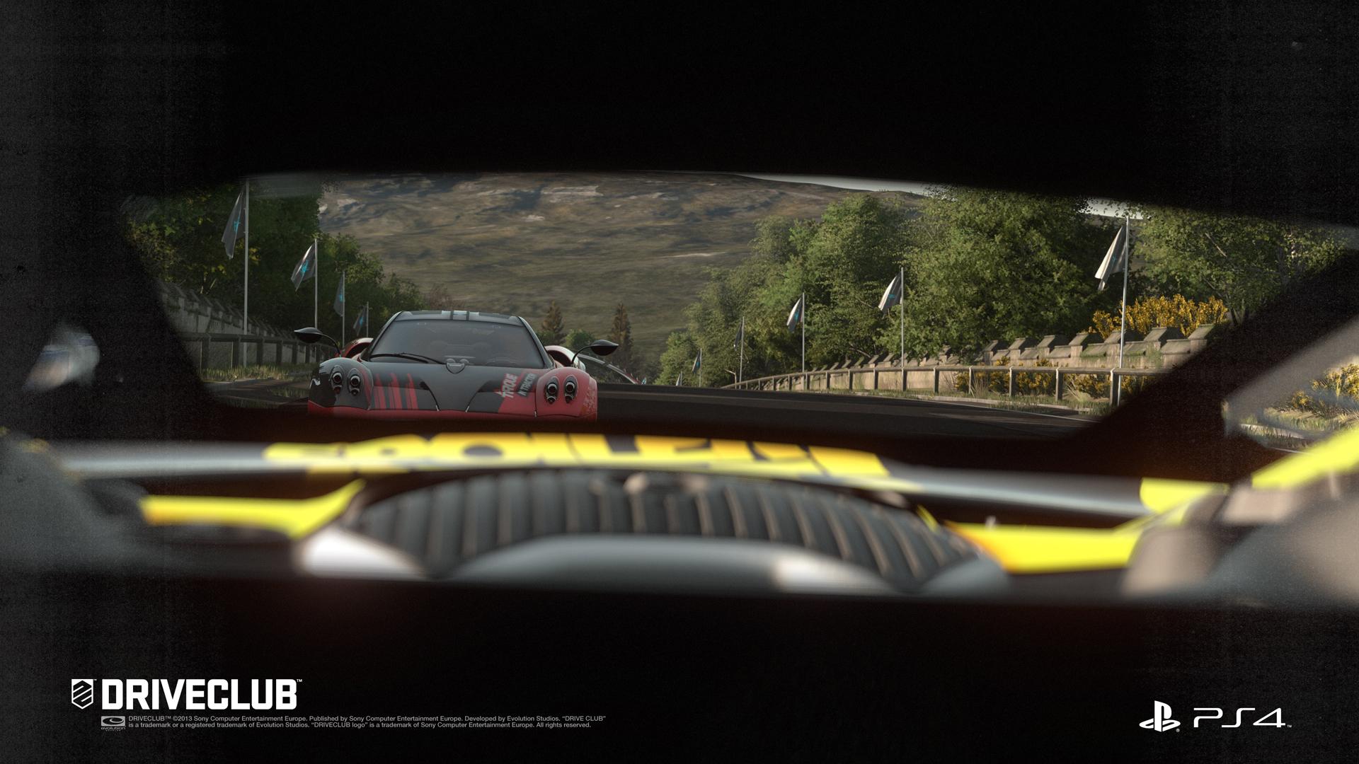 DriveClub PS4 Editeur 017