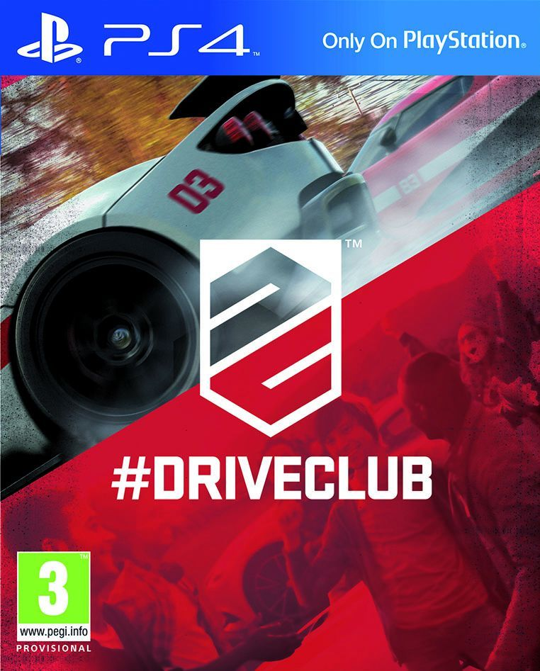 DriveClub PS4 Jaquette 002