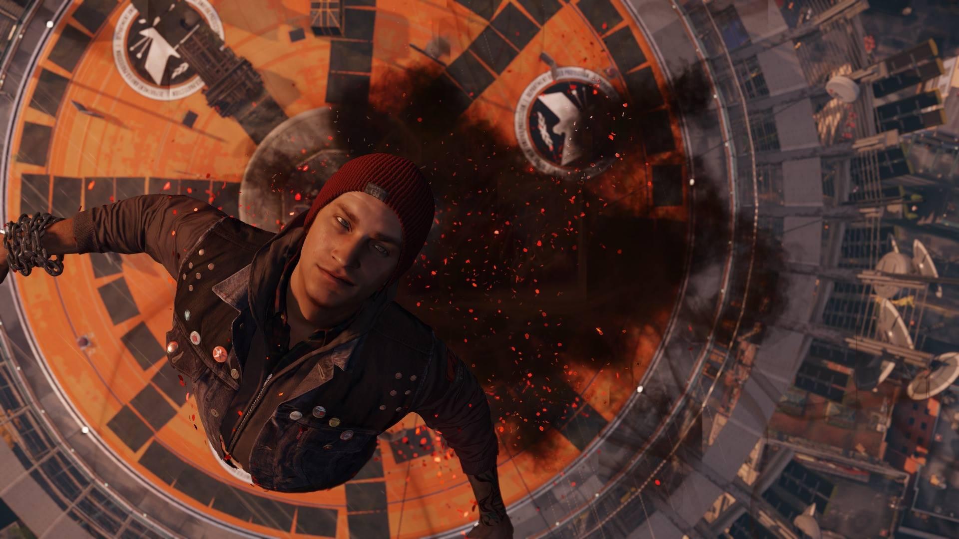 inFAMOUS-SecondSon PS4 Editeur 199