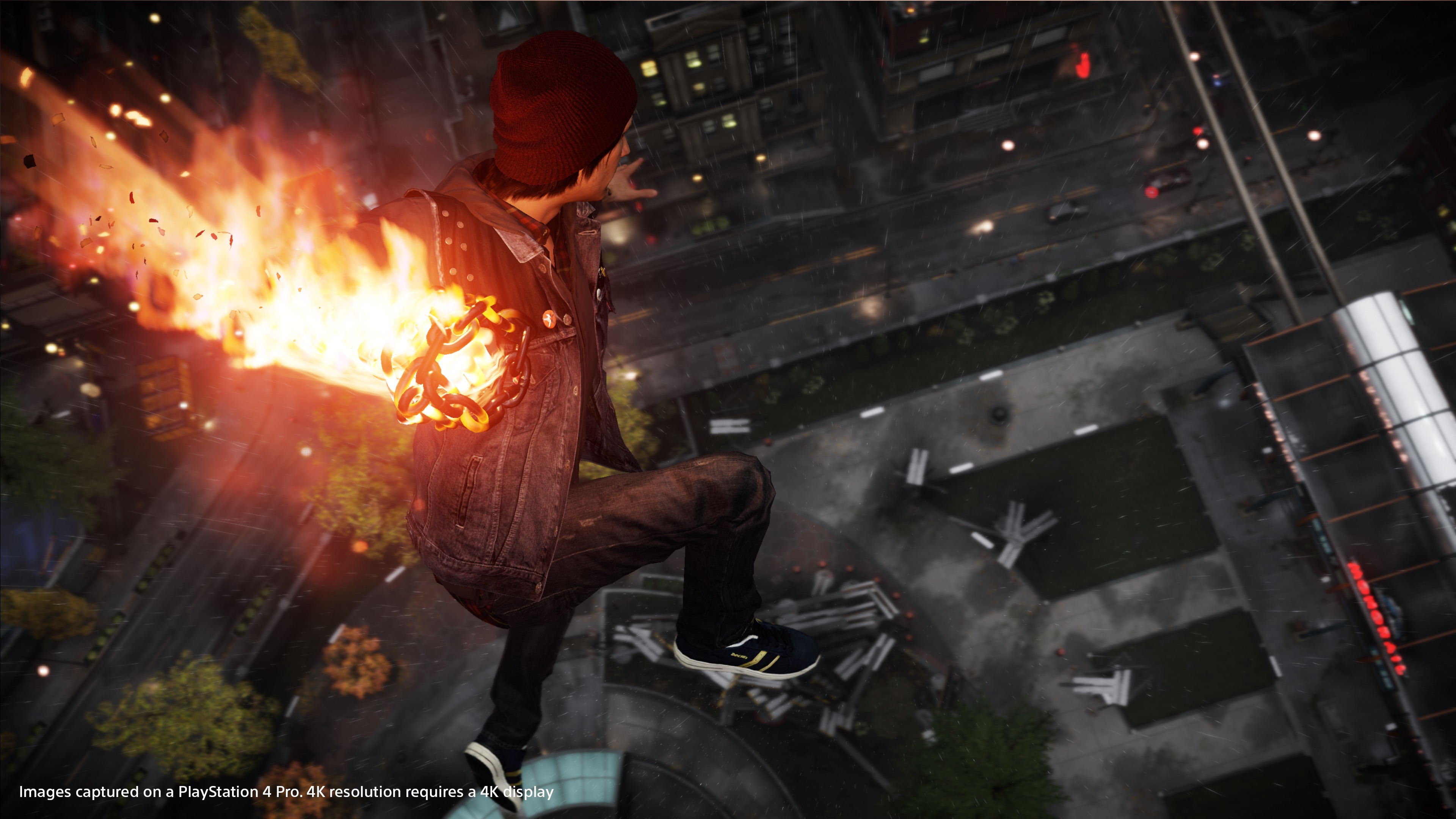 inFAMOUS-SecondSon PS4 Editeur 270