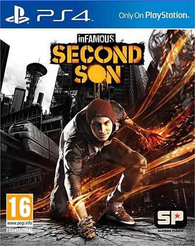 inFAMOUS-SecondSon PS4 Jaquette 002