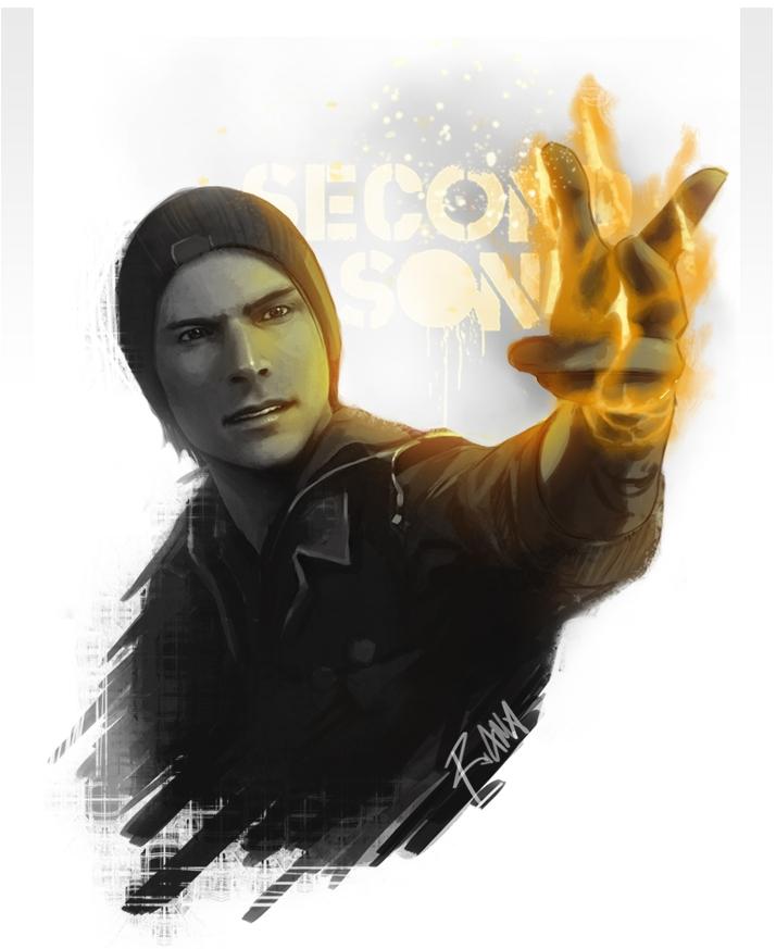 inFAMOUS-SecondSon PS4 Visuel 001