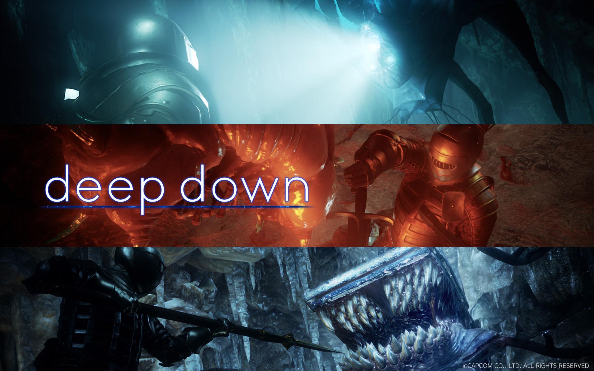 DeepDown PS4 Editeur 009