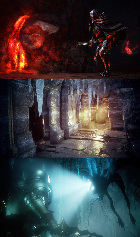 DeepDown PS4 Editeur 012