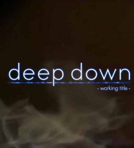 DeepDown PS4 Jaquette 001