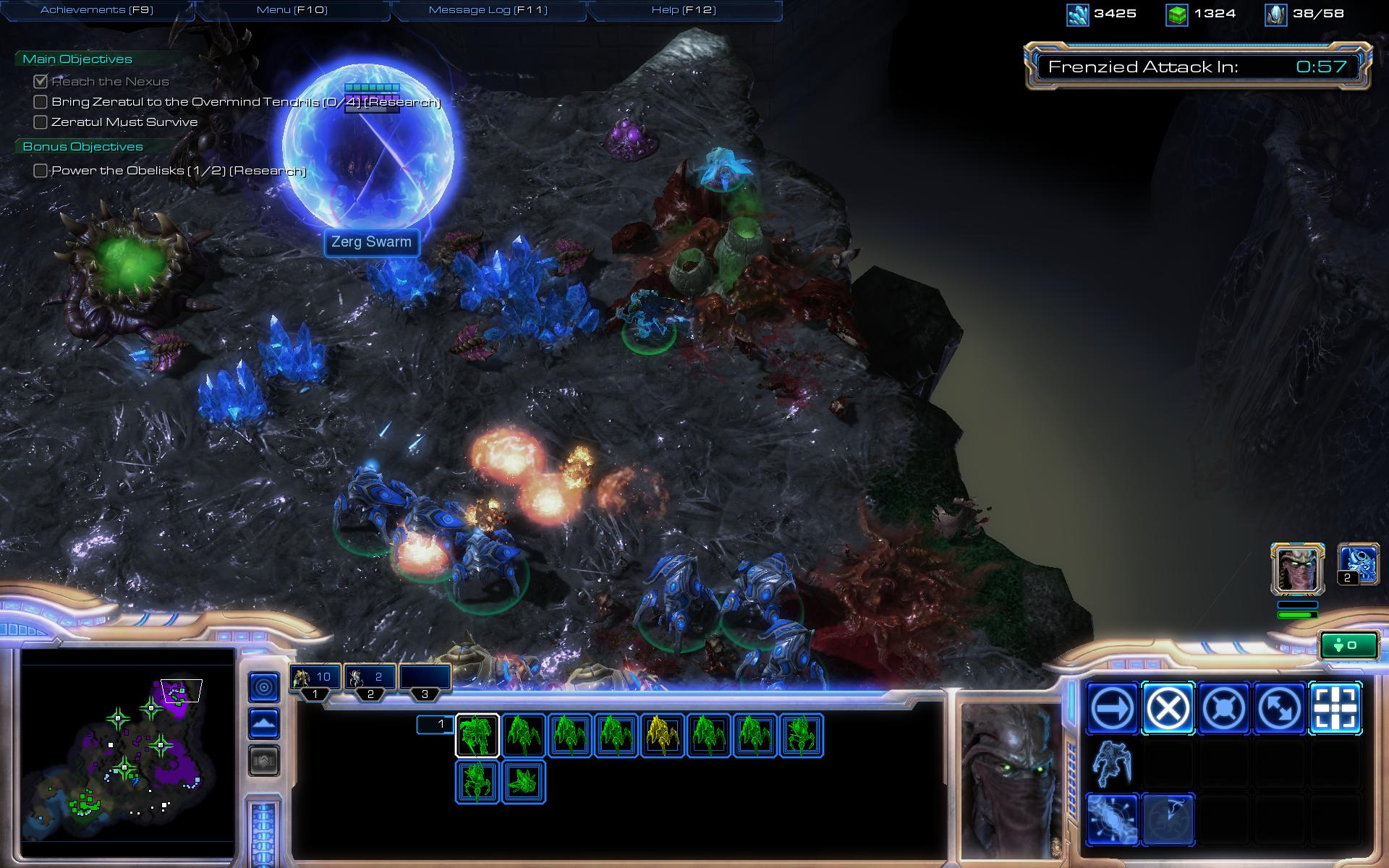 StarCraft2 PC Test 006