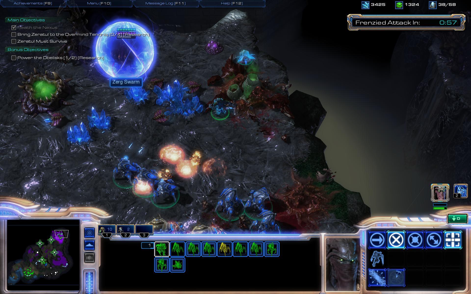 StarCraft2 PC Test 006