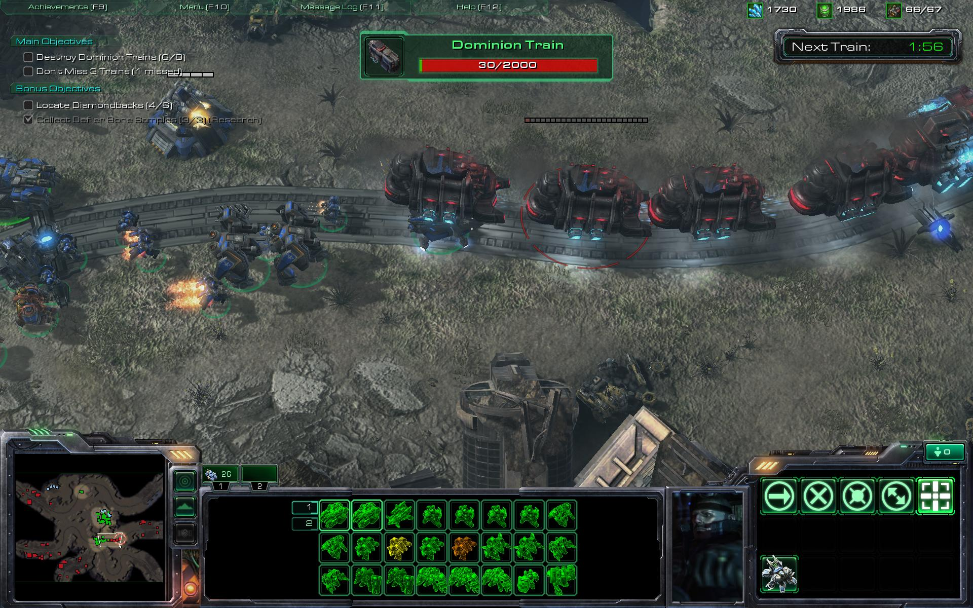 StarCraft2 PC Test 007