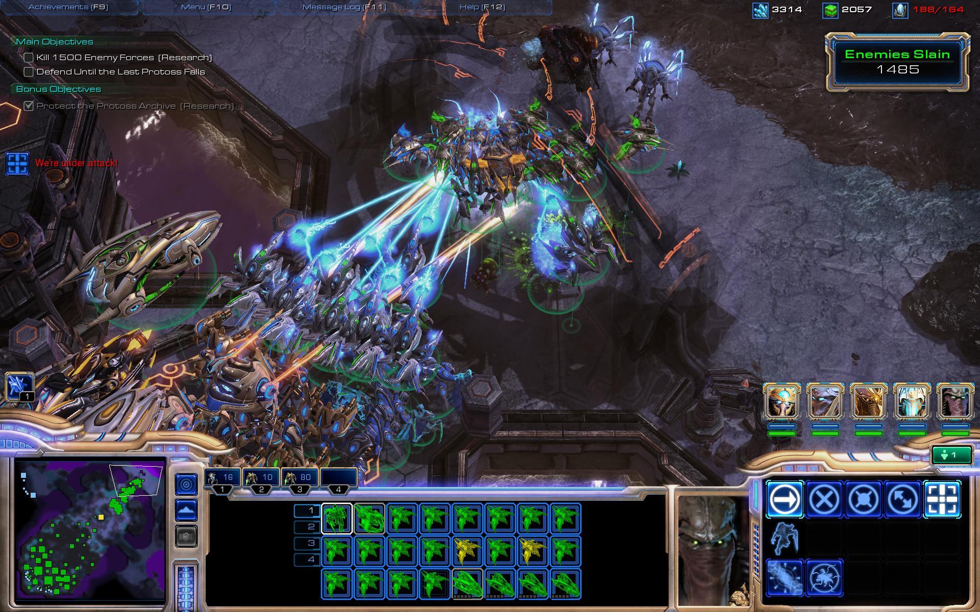 StarCraft2 PC Test 008