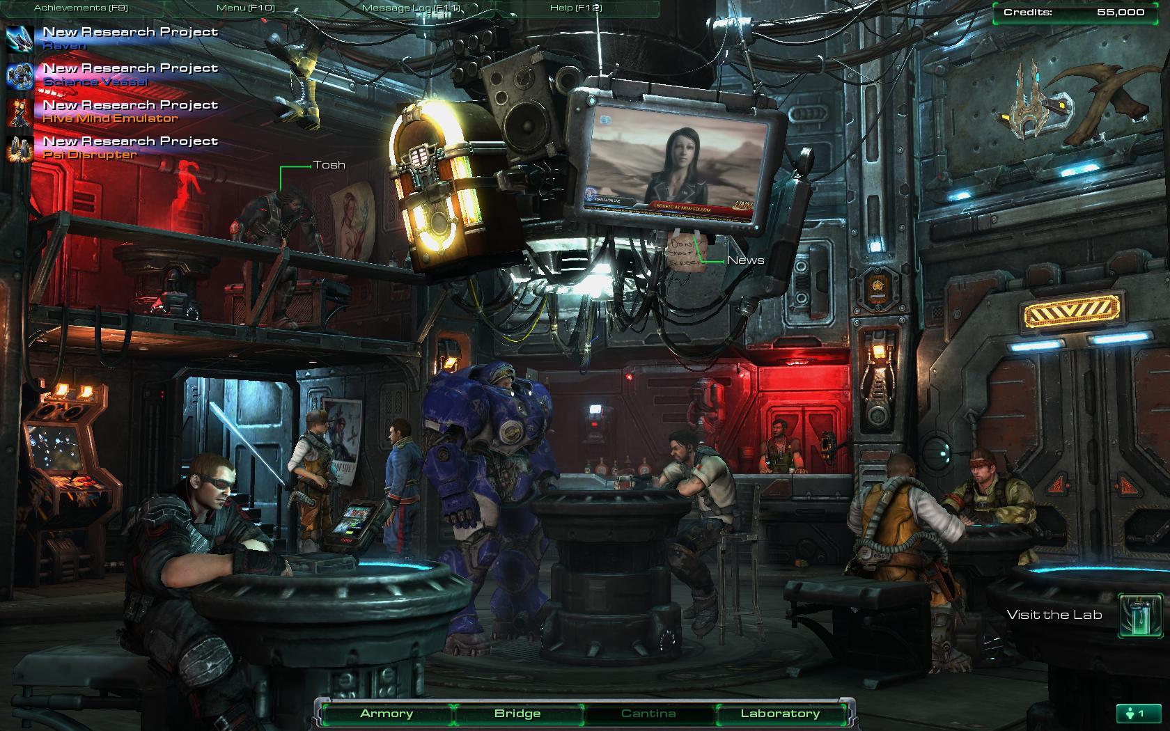 StarCraft2 PC Test 009