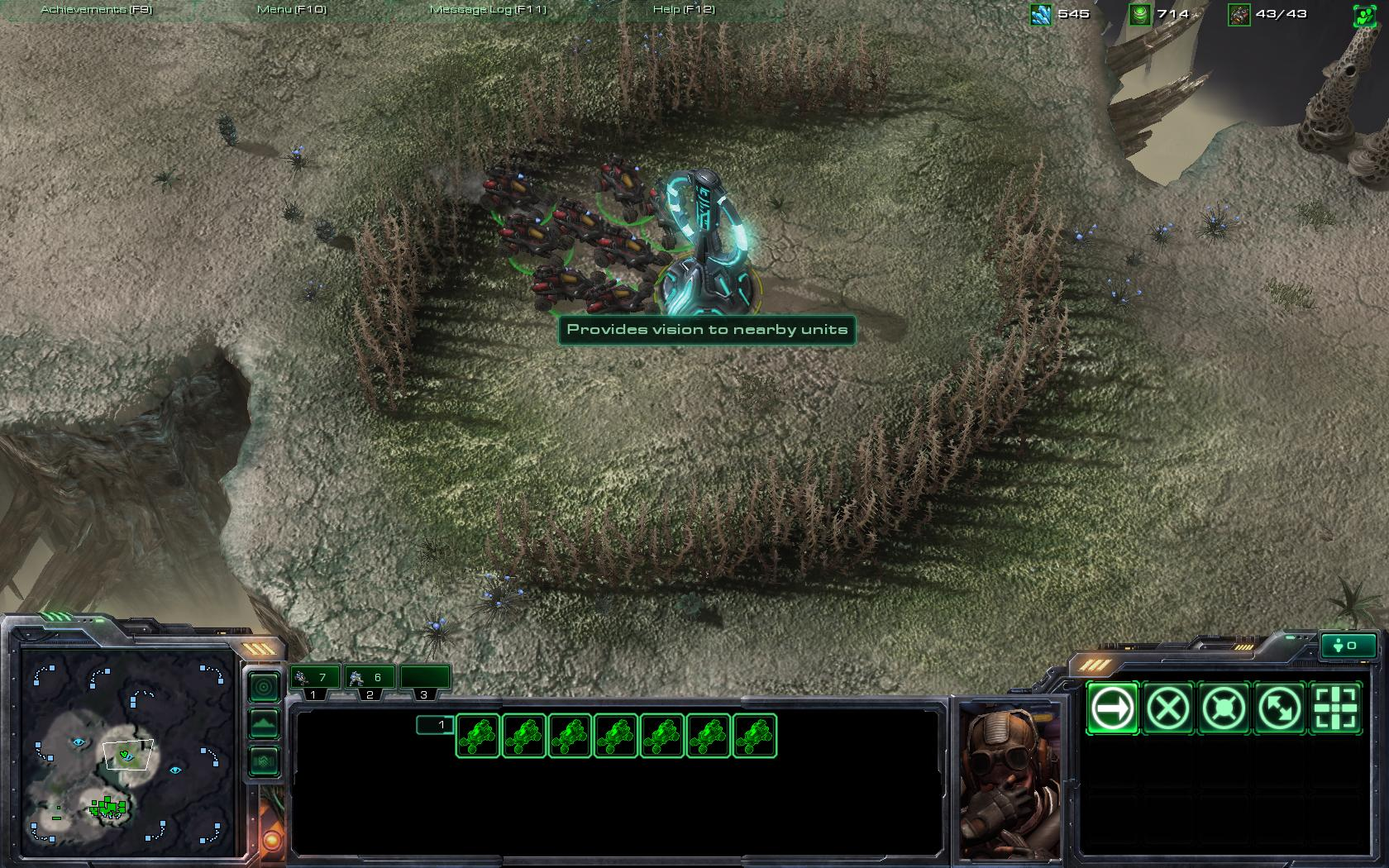 StarCraft2 PC Test 017