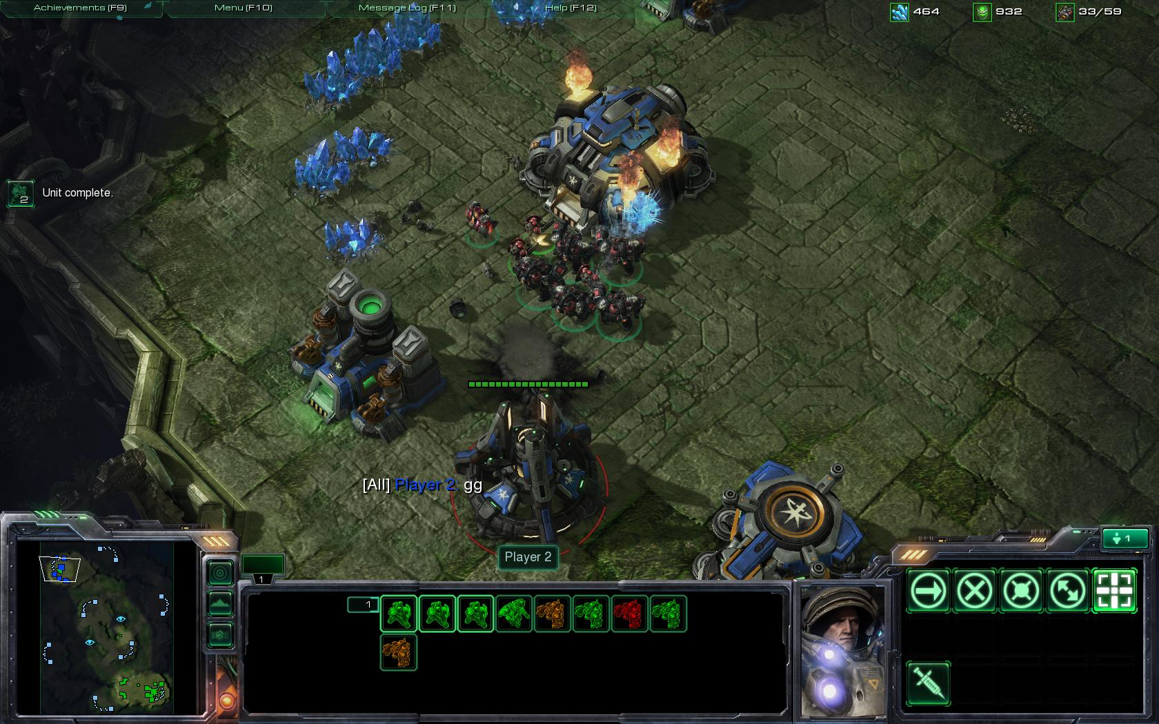StarCraft2 PC Test 018