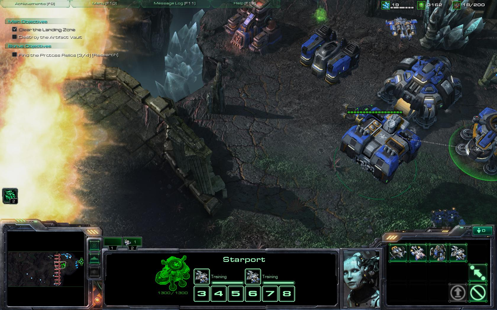 StarCraft2 PC Test 022