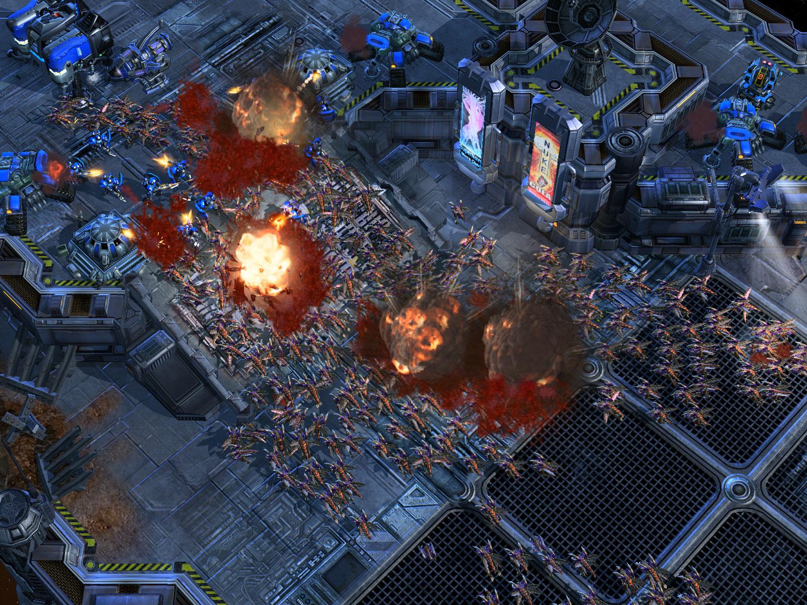 Starcraft2 PC Ed001