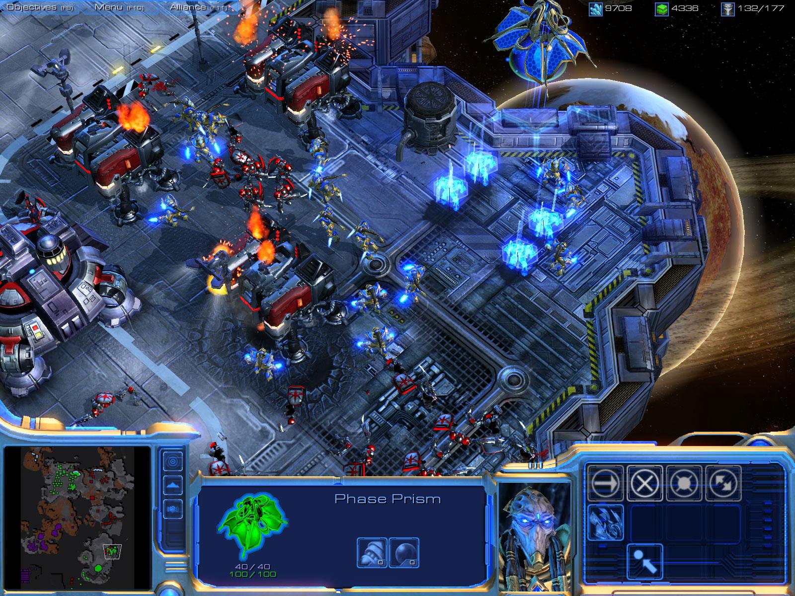 Starcraft2 PC Ed007