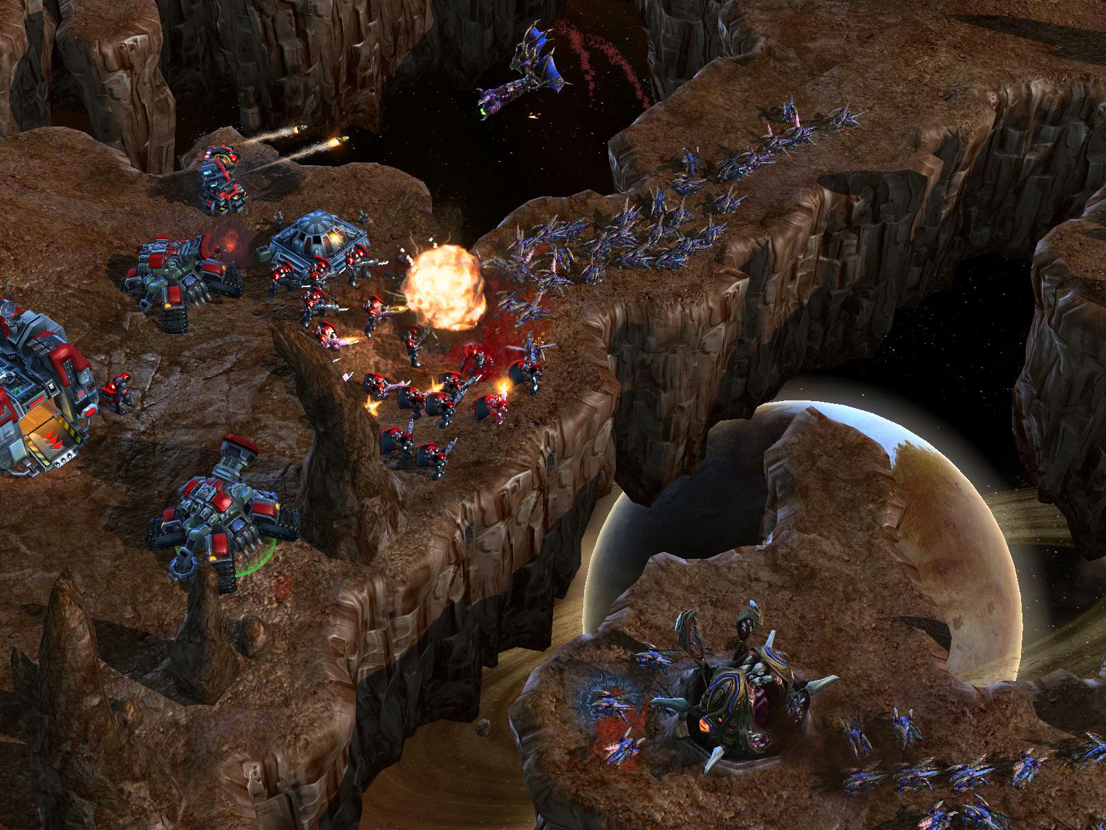 Starcraft2 PC Ed009