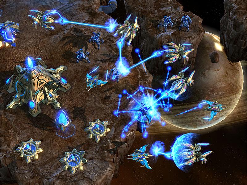 Starcraft2 PC Ed011