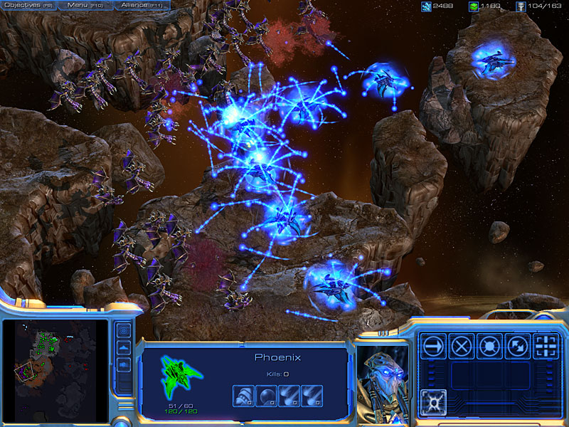 Starcraft2 PC Ed012