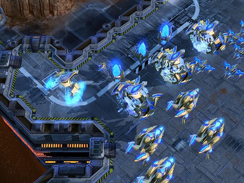 Starcraft2 PC Ed013