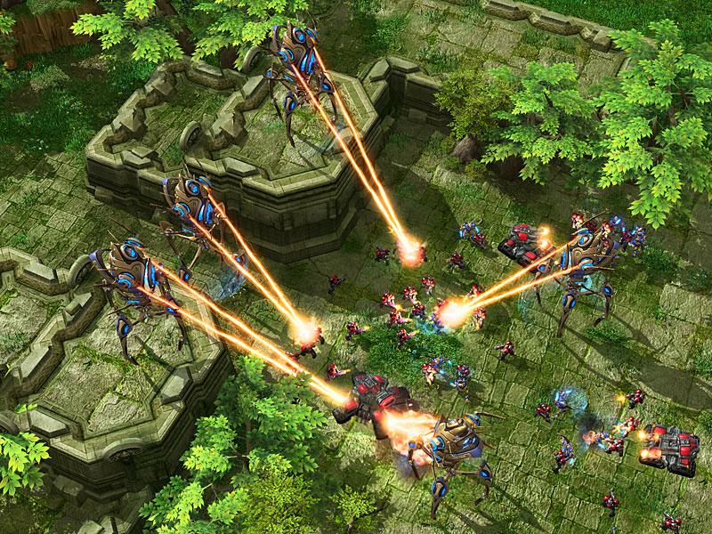 Starcraft2 PC Ed014