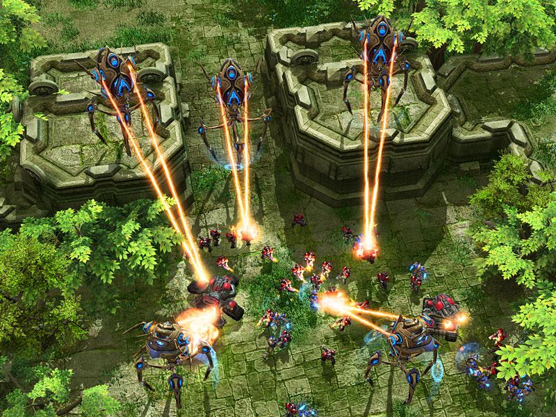 Starcraft2 PC Ed015