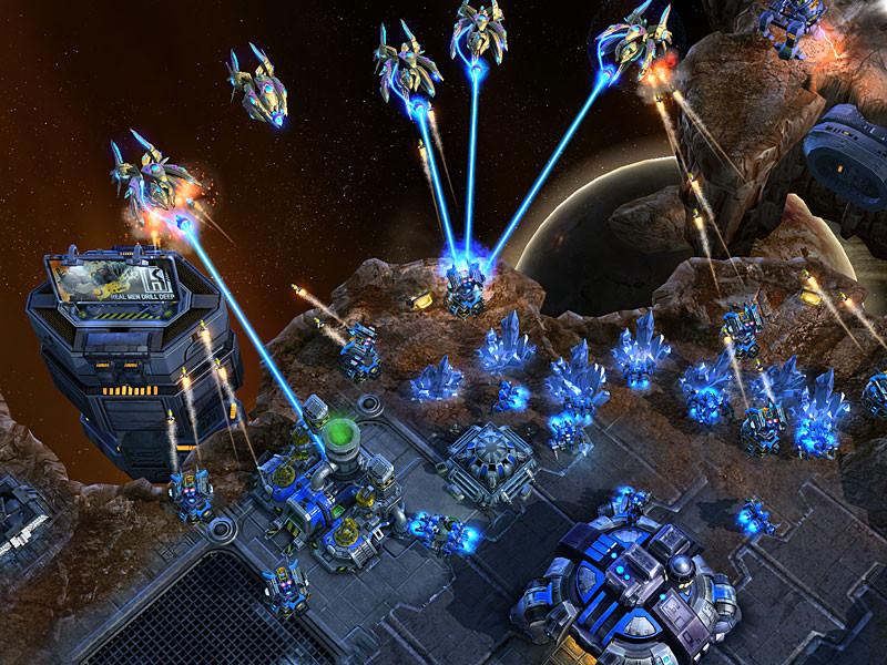 Starcraft2 PC Ed016