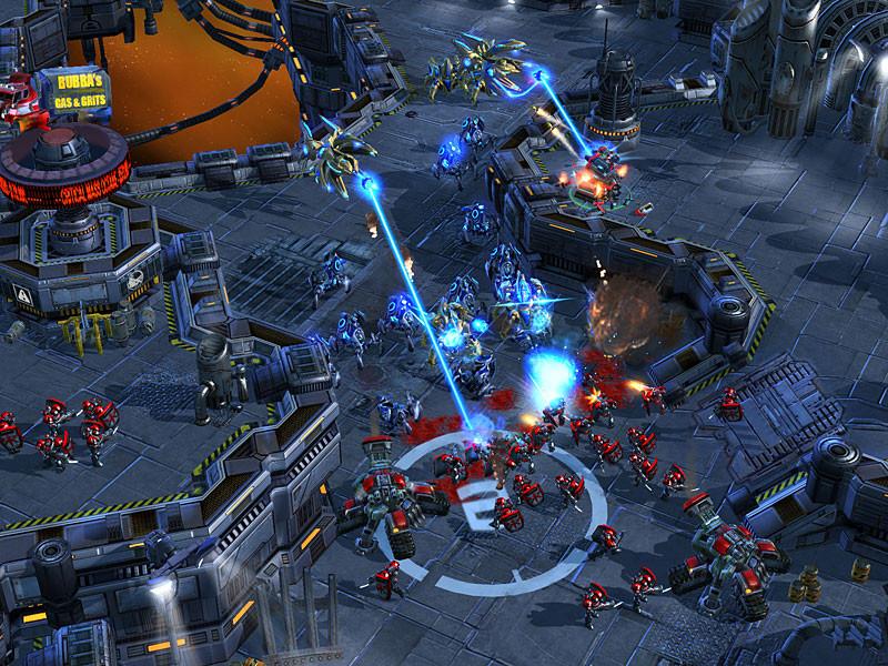 Starcraft2 PC Ed017