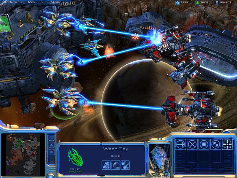 Starcraft2 PC Ed019