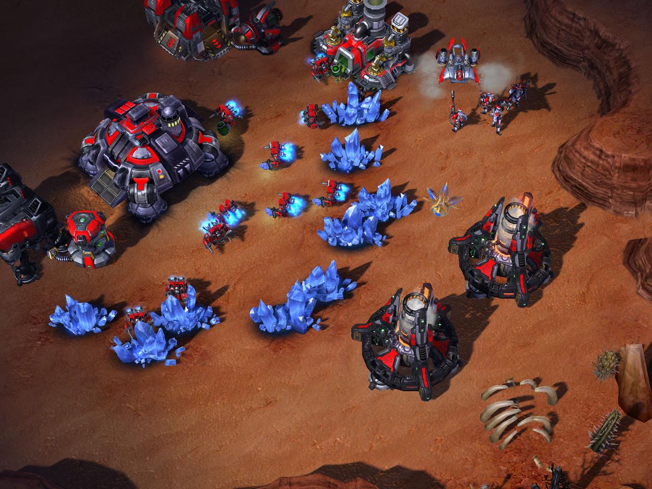 Starcraft2 PC Ed041