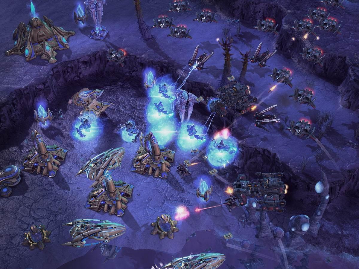 Starcraft2 PC Ed074
