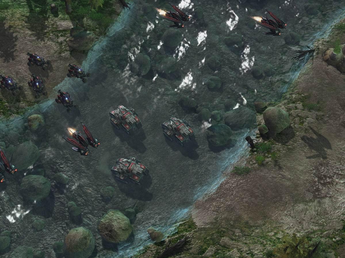Starcraft2 PC Ed078