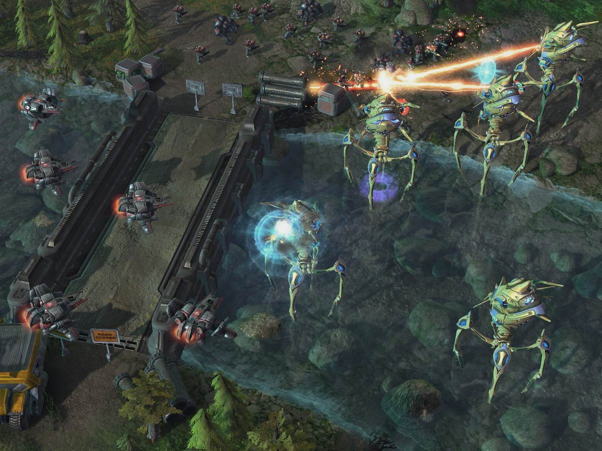 Starcraft2 PC Ed082