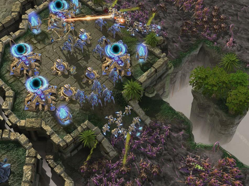 Starcraft2 PC Ed086