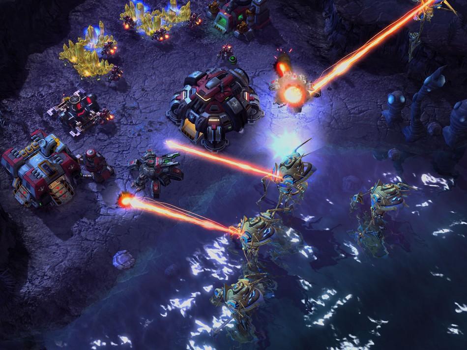 Starcraft2 PC Ed091