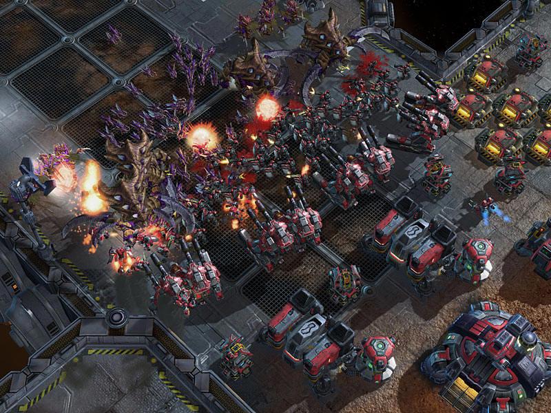 Starcraft2 PC Ed092