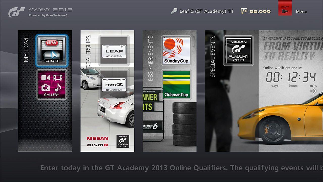 GranTurismo6 PS3 Editeur 009