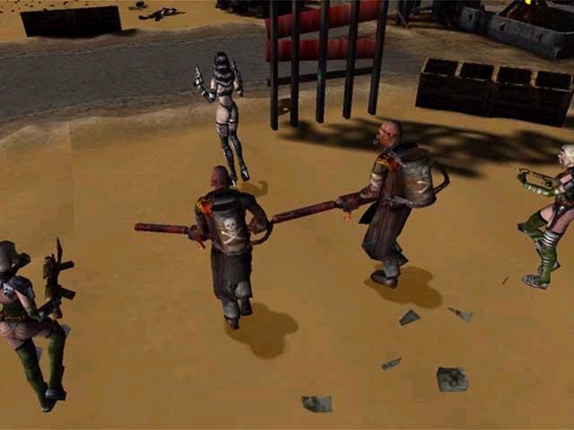 Fallout-BrotherhoodofSteel Multi Editeur 002