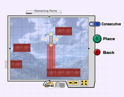 SmashBrosBrawl Wii Editeur 0154