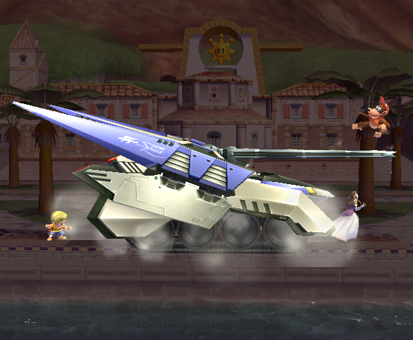 SmashBrosBrawl Wii Editeur 0180