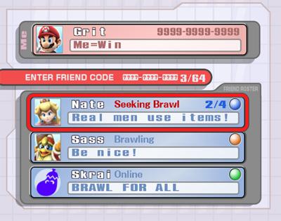 SmashBrosBrawl Wii Editeur 0205