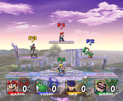 SmashBrosBrawl Wii Editeur 118