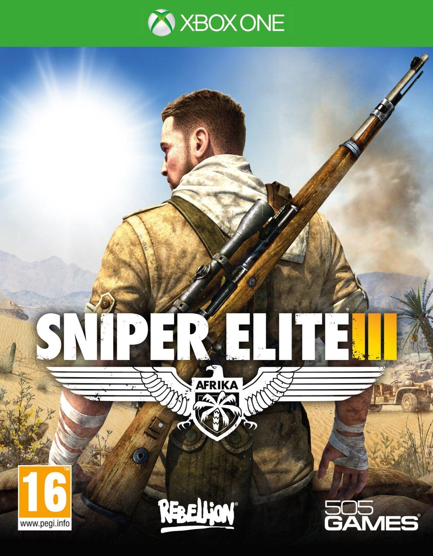 SniperEliteIII Xbox One Jaquette 001