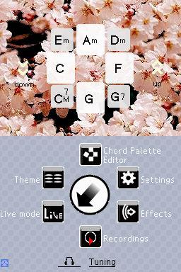 JamSessions DS Editeur 002