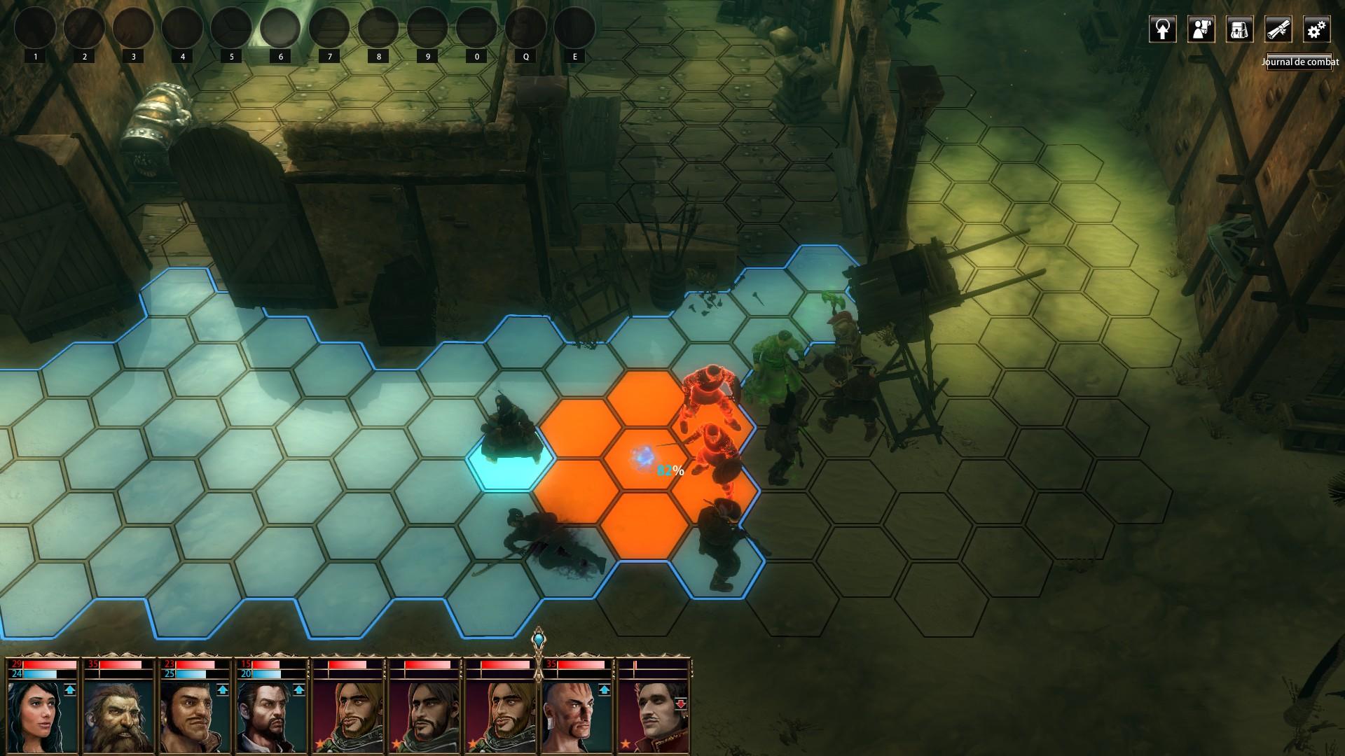 Blackguards PC Test 004