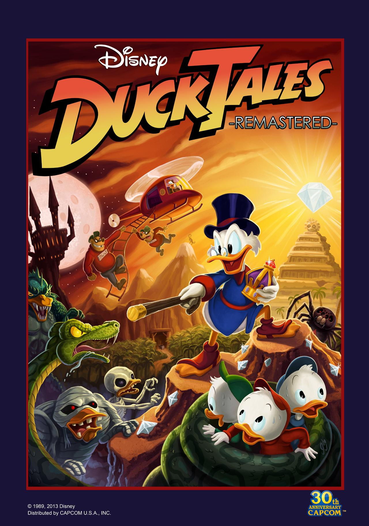 DuckTalesRemastered Multi Jaquette 001