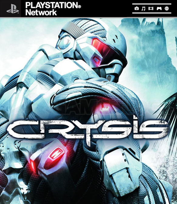 Crysis PS Network Jaquette 001