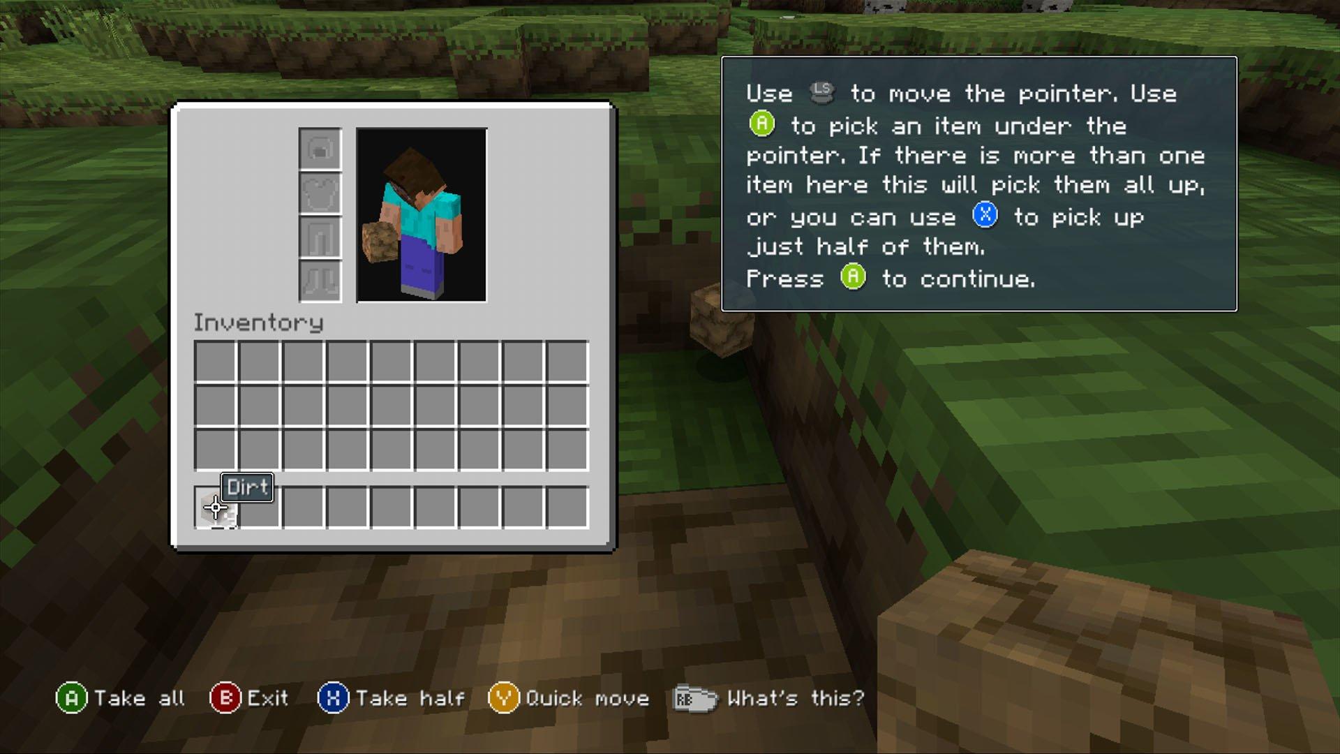 Minecraft XBLA Editeur 002